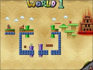 Super Mario 3: Mario Forever gratis