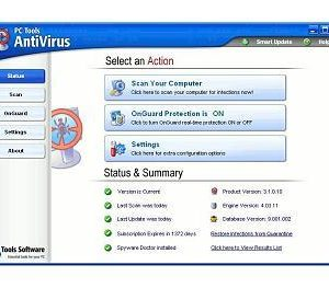 PC Tools AntiVirus Free gratis